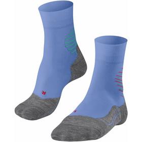 Falke RU4 Offcircle Running Socks Women, violeta